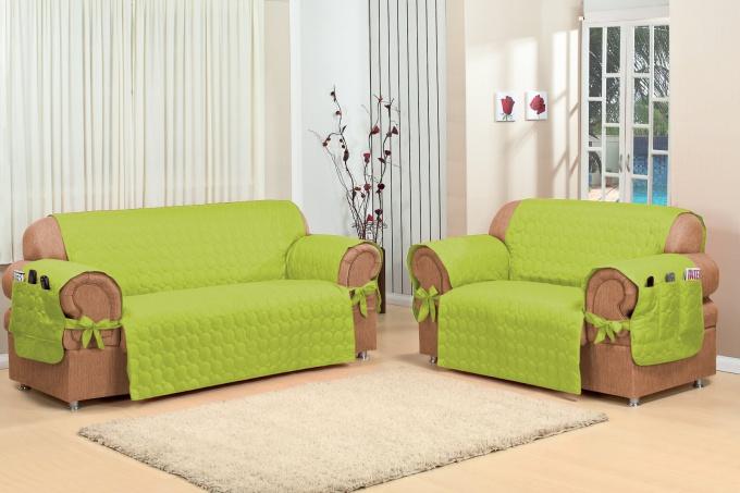 Обновляем мягкую мебель своими руками