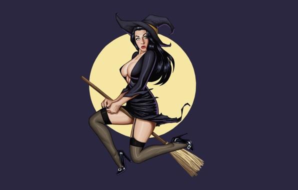 Как распознать настоящую ведьму