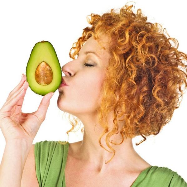 Полезное и вкусное авокадо