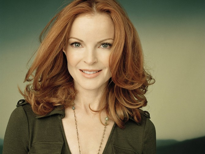 "How did your career develop Marcia Cross after the series ""Desperate Housewives"""
