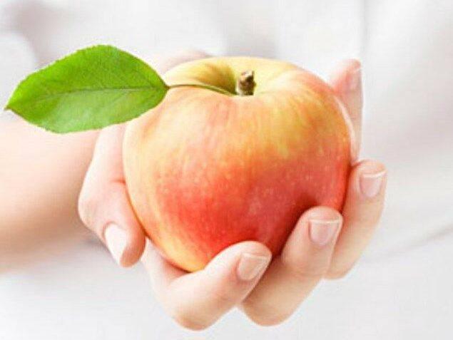 О пользе яблок для человеческого организма