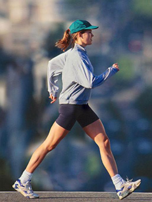 как быстро похудеть бегая по утрам