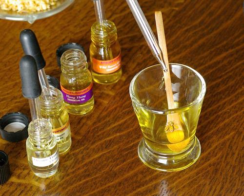 эфирное масло для духов
