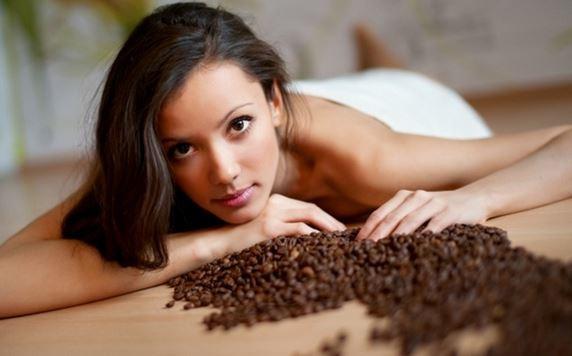 Скраб с кофе от целлюлита