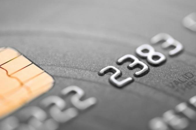 pin код банковской карты