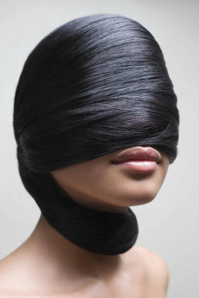 What kind of hair like men