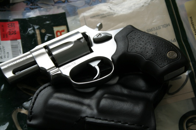 лицензия на оружие через интернет