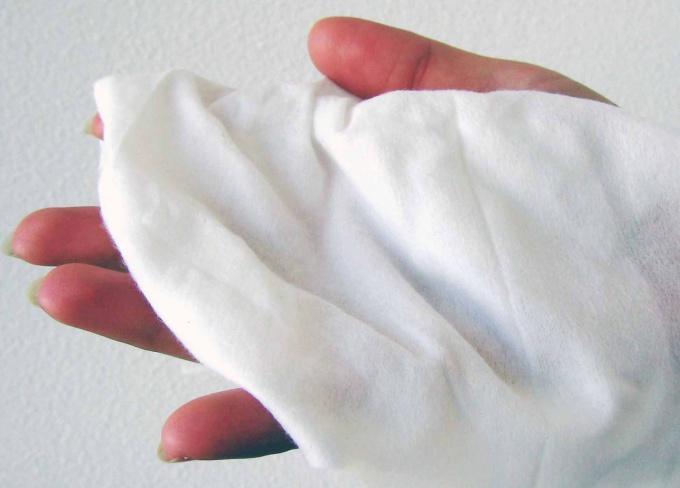 Как можно использовать влажные гигиенические салфетки