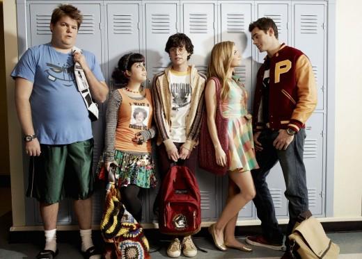Как жить в стиле американского подростка