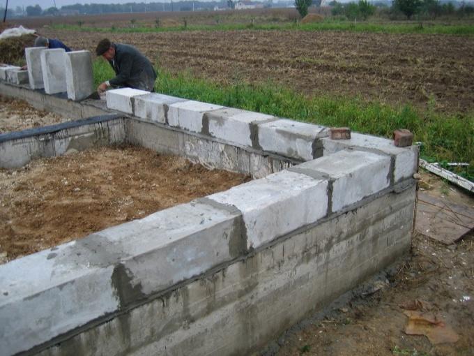 Использование керамзитобетонных блоков для постройки дома