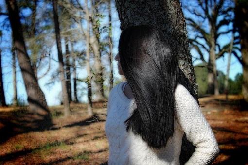 Массаж для густоты волос