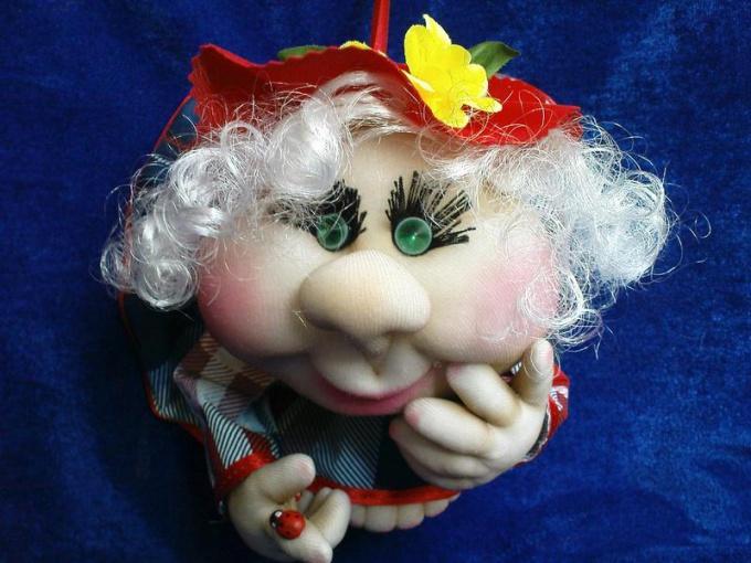 Как сделать куклу-попика в домашних условиях