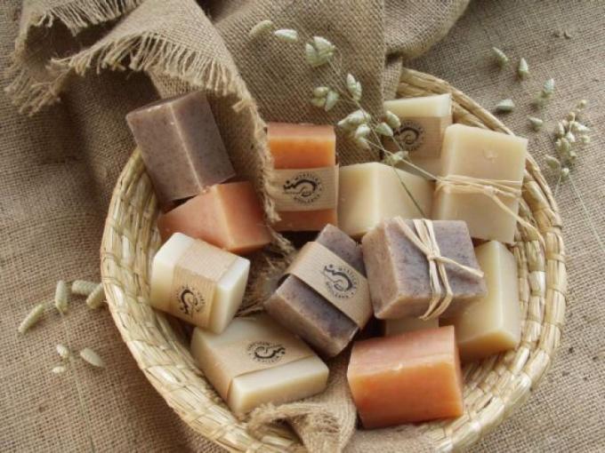 Как сделать домашнее мыло