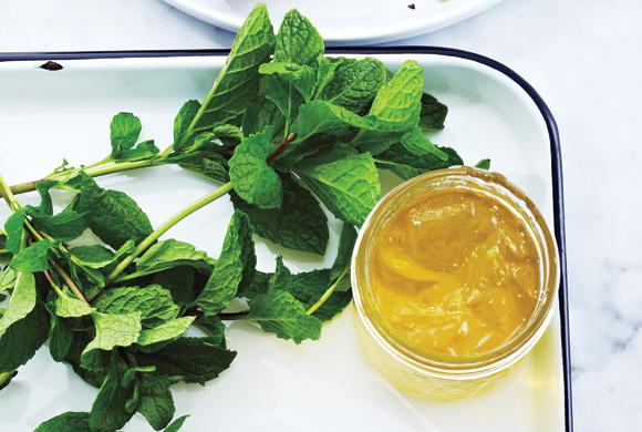 Три рецепта варенья из мяты