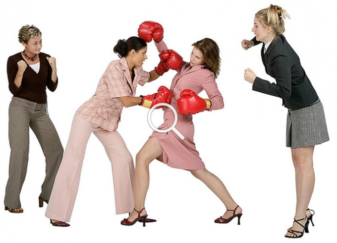 Как победить в конфликте за 10 секунд