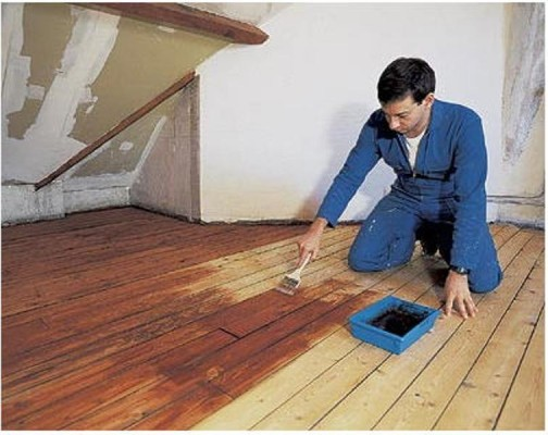 repair wooden floor