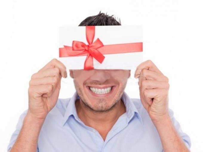 Что подарить мужчине. 5 самых необычных подарков
