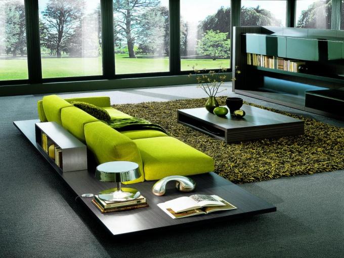 Гармония в доме нередко зависит от расположения мебели в нем