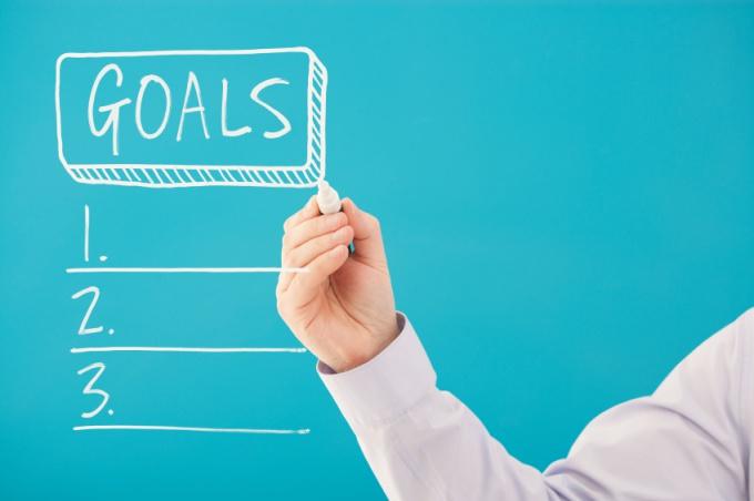 Как определить цель