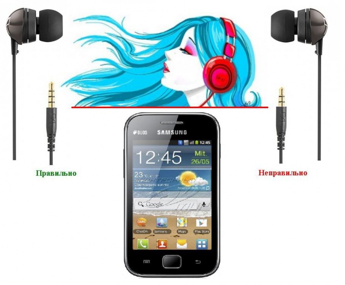 How to choose headphones for Android phone