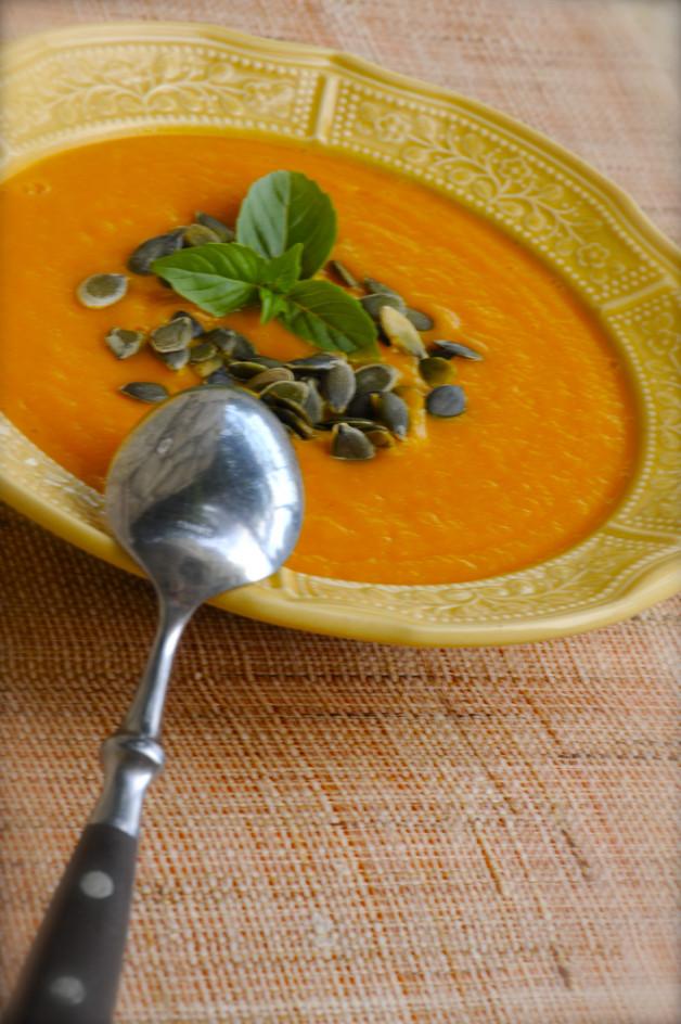 Как приготовить тыквенный суп: 2 рецепта