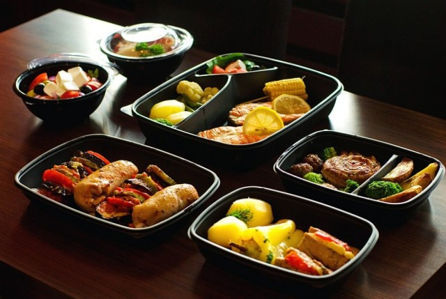 Плюсы услуги по доставке еды