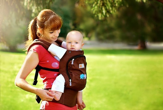 Ergo-backpacks for kids. The secrets of choosing