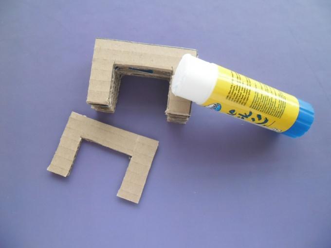 Игрушечная мебель из картона: быстро и дешево