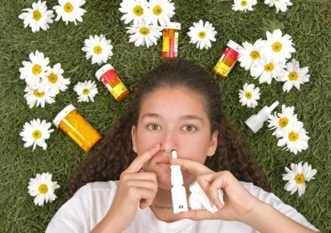 Аллергия мешает спокойно наслаждаться жизнью