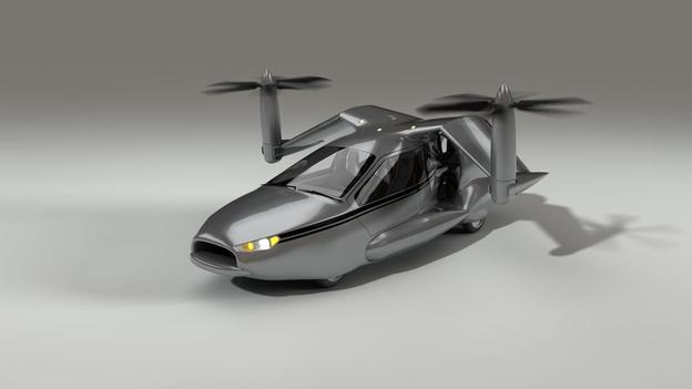 Летающий автомобиль уже не миф