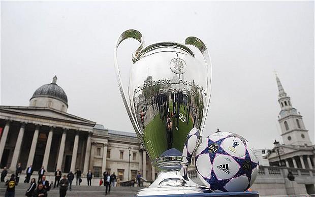 Кто сыграет в четвертьфиналах Лиги Чемпионов УЕФА 2015