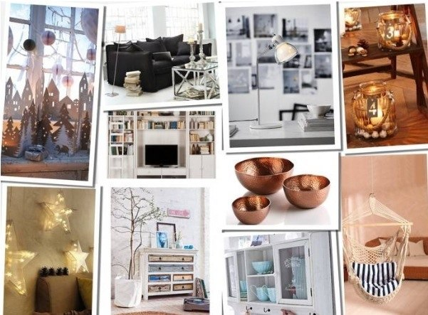10 очаровательных предметов интерьера для вашего дома