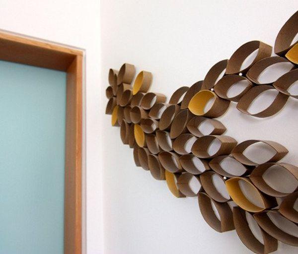10 способов украсить стены своими руками
