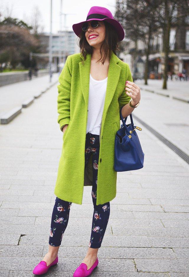 Модные наряды весны 2015