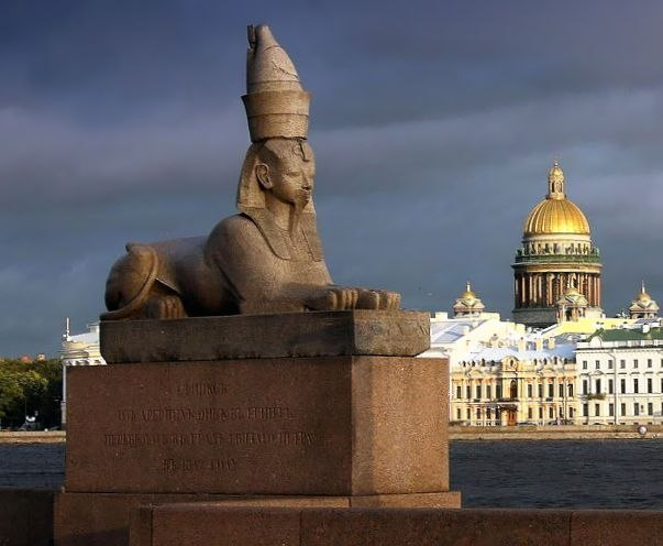 Five myths of St. Petersburg