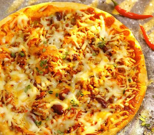 Пицца «Чили кон карне»