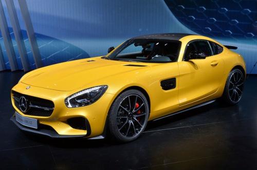 Mercedes AMG GT: характеристики