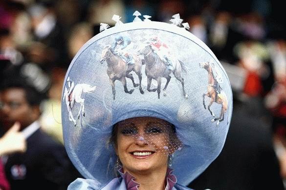 История женской шляпки