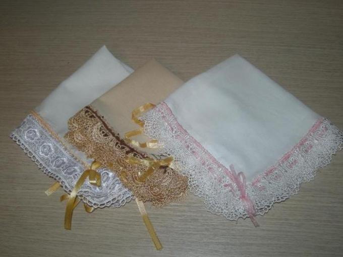 История носового платка