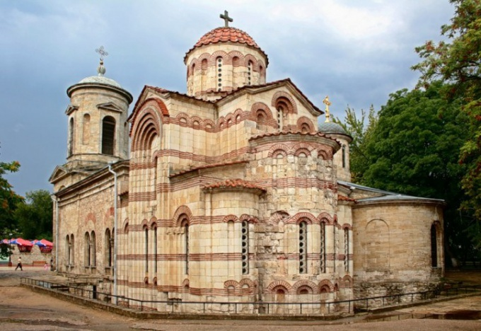 Уникальный храм в Керчи - церковь Иоанна Предтечи
