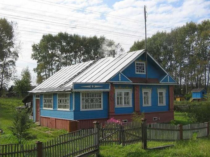 Строя дом в России, практичнее использовать местные традиции, чем модные идеи дизайнера