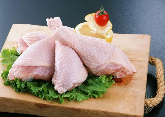 Chicken legs in the oven: recipe