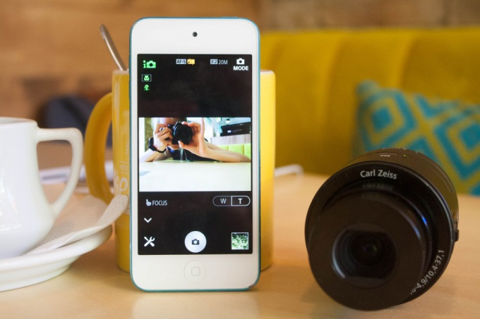 Фото для Instagram легко делать на фотоаппарат