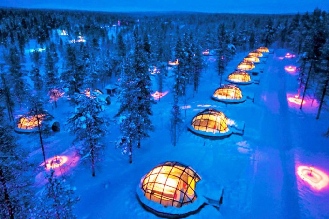 10 most unusual hotels in the world