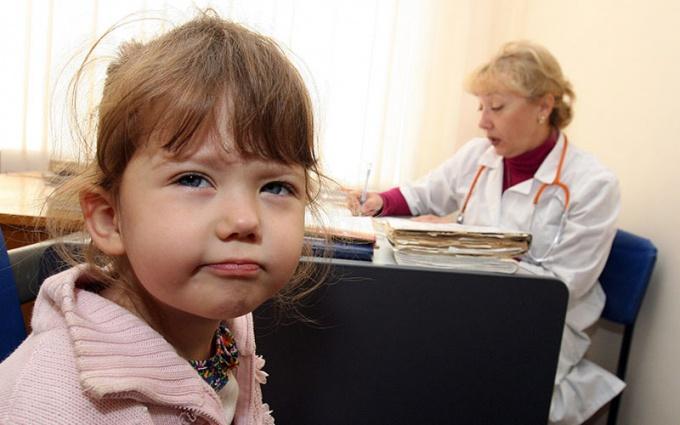 Признаки заражения ребенка глистами