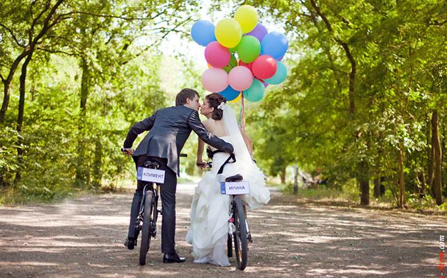 транспорт после свадьбы