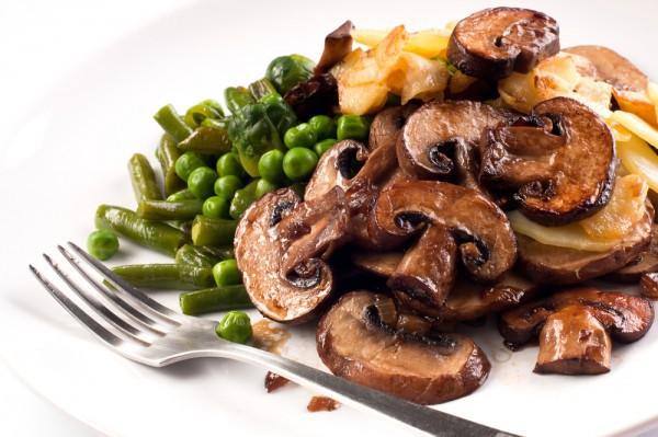 7 блюд из грибов