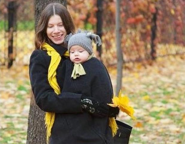 Слингоодежда для малыша