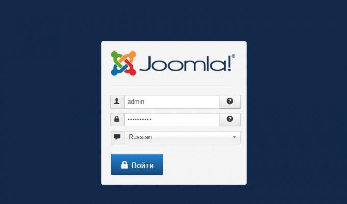 Как работать с конструктором сайтов Joomla версии 3.4.1