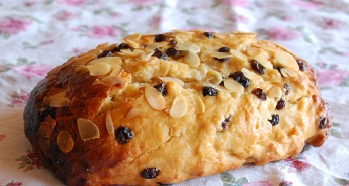 """Как приготовить пасхальный хлеб """"Остерброд"""""""